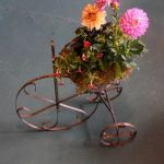 Bicycle Plant Holder